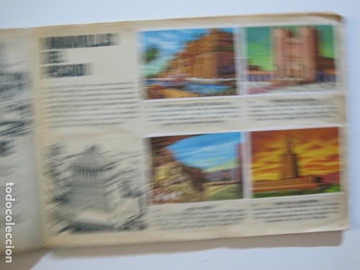 Coleccionismo Álbumes: LA VUELTA AL MUNDO EN 320 CROMOS-ALBUM CASI COMPLETO-EDITORIAL BRUGUERA-VER FOTOS-(V-22.231) - Foto 14 - 218839875