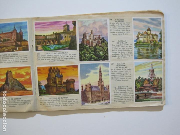 Coleccionismo Álbumes: LA VUELTA AL MUNDO EN 320 CROMOS-ALBUM CASI COMPLETO-EDITORIAL BRUGUERA-VER FOTOS-(V-22.231) - Foto 19 - 218839875