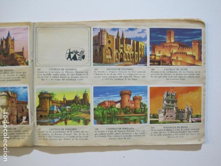Coleccionismo Álbumes: LA VUELTA AL MUNDO EN 320 CROMOS-ALBUM CASI COMPLETO-EDITORIAL BRUGUERA-VER FOTOS-(V-22.231) - Foto 20 - 218839875