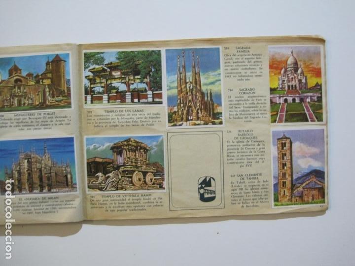 Coleccionismo Álbumes: LA VUELTA AL MUNDO EN 320 CROMOS-ALBUM CASI COMPLETO-EDITORIAL BRUGUERA-VER FOTOS-(V-22.231) - Foto 24 - 218839875