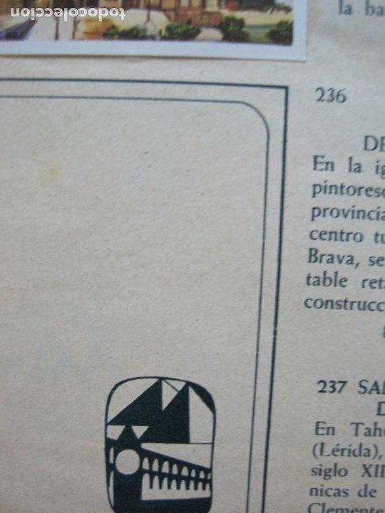 Coleccionismo Álbumes: LA VUELTA AL MUNDO EN 320 CROMOS-ALBUM CASI COMPLETO-EDITORIAL BRUGUERA-VER FOTOS-(V-22.231) - Foto 25 - 218839875