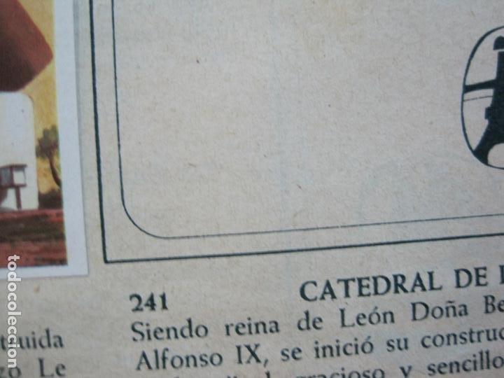 Coleccionismo Álbumes: LA VUELTA AL MUNDO EN 320 CROMOS-ALBUM CASI COMPLETO-EDITORIAL BRUGUERA-VER FOTOS-(V-22.231) - Foto 27 - 218839875