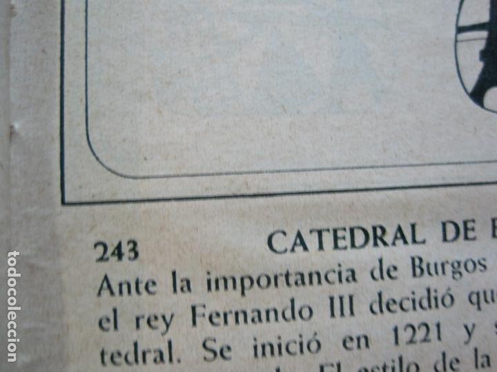 Coleccionismo Álbumes: LA VUELTA AL MUNDO EN 320 CROMOS-ALBUM CASI COMPLETO-EDITORIAL BRUGUERA-VER FOTOS-(V-22.231) - Foto 28 - 218839875