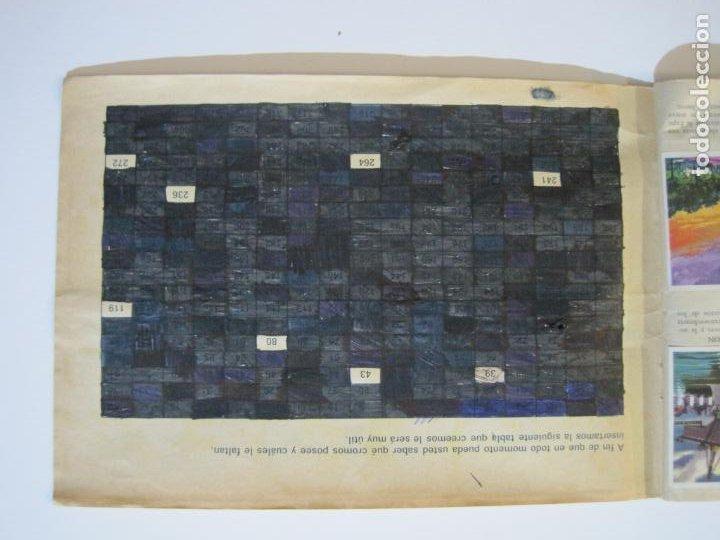 Coleccionismo Álbumes: LA VUELTA AL MUNDO EN 320 CROMOS-ALBUM CASI COMPLETO-EDITORIAL BRUGUERA-VER FOTOS-(V-22.231) - Foto 41 - 218839875