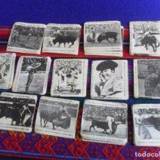 Coleccionismo Álbumes: EL CORDOBÉS COLECCIÓN DE 80 ESTAMPAS INCOMPLETA FALTAN 24 CROMO CROMOS. RAMOS MURCIA. AÑOS 60. RARA.. Lote 218859002