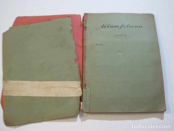 Coleccionismo Álbumes: ALBUM SOLSONA GALLETAS Y CHOCOLATE-ALBUM DE CROMOS CASI COMPLETO-VER FOTOS-(V-22.275) - Foto 12 - 219329600