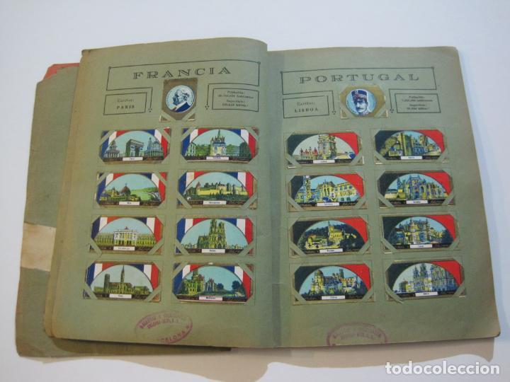 Coleccionismo Álbumes: ALBUM SOLSONA GALLETAS Y CHOCOLATE-ALBUM DE CROMOS CASI COMPLETO-VER FOTOS-(V-22.275) - Foto 15 - 219329600