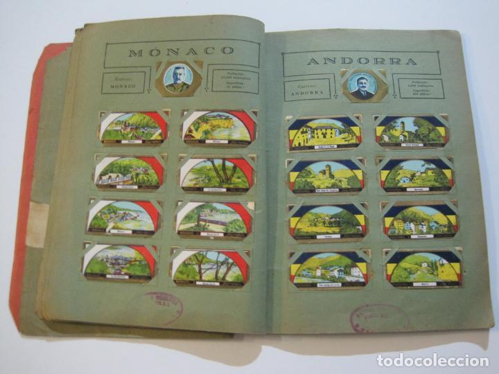 Coleccionismo Álbumes: ALBUM SOLSONA GALLETAS Y CHOCOLATE-ALBUM DE CROMOS CASI COMPLETO-VER FOTOS-(V-22.275) - Foto 16 - 219329600