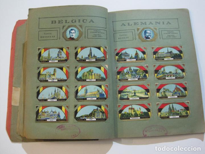 Coleccionismo Álbumes: ALBUM SOLSONA GALLETAS Y CHOCOLATE-ALBUM DE CROMOS CASI COMPLETO-VER FOTOS-(V-22.275) - Foto 18 - 219329600