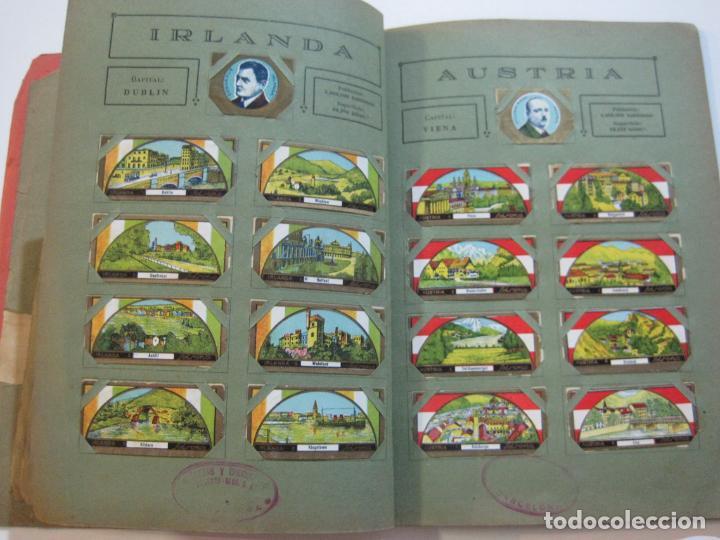 Coleccionismo Álbumes: ALBUM SOLSONA GALLETAS Y CHOCOLATE-ALBUM DE CROMOS CASI COMPLETO-VER FOTOS-(V-22.275) - Foto 20 - 219329600