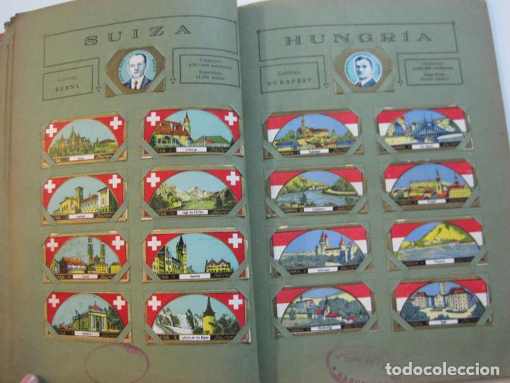 Coleccionismo Álbumes: ALBUM SOLSONA GALLETAS Y CHOCOLATE-ALBUM DE CROMOS CASI COMPLETO-VER FOTOS-(V-22.275) - Foto 21 - 219329600