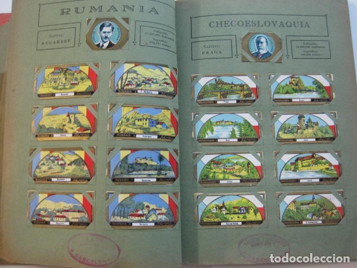 Coleccionismo Álbumes: ALBUM SOLSONA GALLETAS Y CHOCOLATE-ALBUM DE CROMOS CASI COMPLETO-VER FOTOS-(V-22.275) - Foto 22 - 219329600