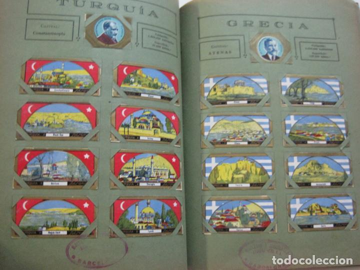 Coleccionismo Álbumes: ALBUM SOLSONA GALLETAS Y CHOCOLATE-ALBUM DE CROMOS CASI COMPLETO-VER FOTOS-(V-22.275) - Foto 23 - 219329600