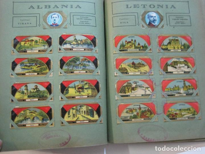 Coleccionismo Álbumes: ALBUM SOLSONA GALLETAS Y CHOCOLATE-ALBUM DE CROMOS CASI COMPLETO-VER FOTOS-(V-22.275) - Foto 25 - 219329600