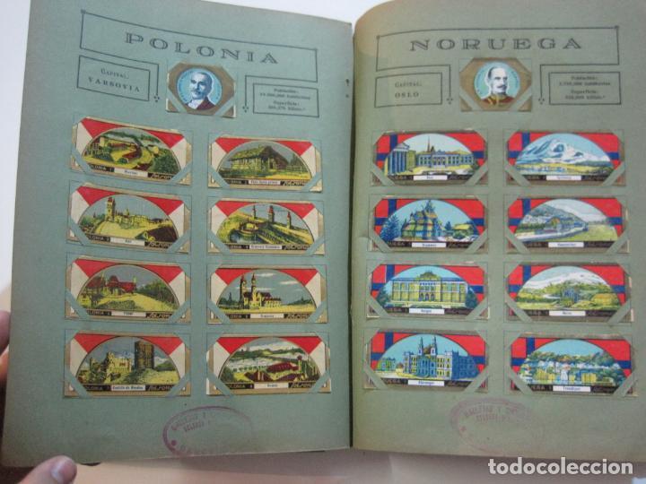 Coleccionismo Álbumes: ALBUM SOLSONA GALLETAS Y CHOCOLATE-ALBUM DE CROMOS CASI COMPLETO-VER FOTOS-(V-22.275) - Foto 27 - 219329600