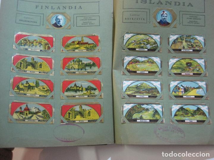 Coleccionismo Álbumes: ALBUM SOLSONA GALLETAS Y CHOCOLATE-ALBUM DE CROMOS CASI COMPLETO-VER FOTOS-(V-22.275) - Foto 29 - 219329600