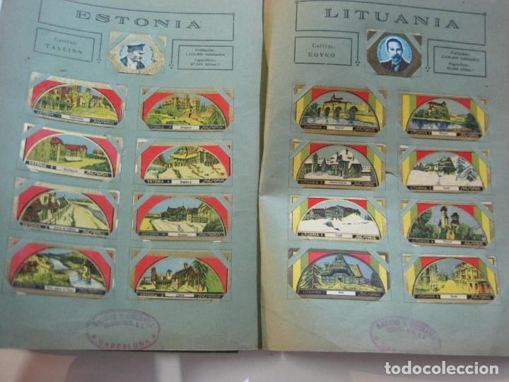 Coleccionismo Álbumes: ALBUM SOLSONA GALLETAS Y CHOCOLATE-ALBUM DE CROMOS CASI COMPLETO-VER FOTOS-(V-22.275) - Foto 30 - 219329600