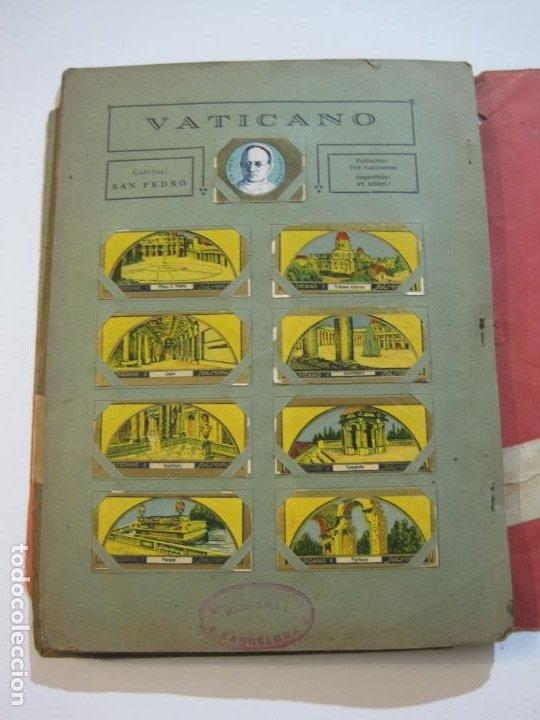 Coleccionismo Álbumes: ALBUM SOLSONA GALLETAS Y CHOCOLATE-ALBUM DE CROMOS CASI COMPLETO-VER FOTOS-(V-22.275) - Foto 31 - 219329600