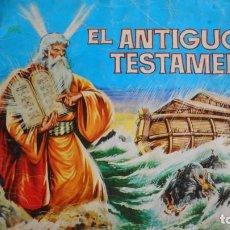 Coleccionismo Álbumes: ALBUM EL ANTIGUO TESTAMENTO. Lote 219835873