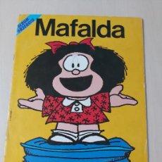 Coleccionismo Álbumes: ALBUM MAFALDA ASTON EDICIONES 1989 - FALTAN 59 CROMOS DE 200. Lote 220314471