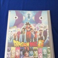 Coleccionismo Álbumes: ALBUM DRAGON BALL Z SUPER. Lote 220799065