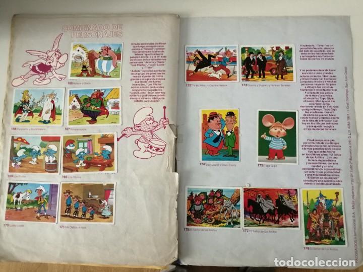 Coleccionismo Álbumes: Festival del dibujo animado colección de cromos - Foto 4 - 221360851