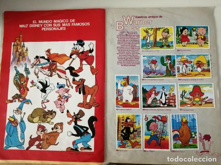 Coleccionismo Álbumes: Festival del dibujo animado colección de cromos - Foto 7 - 221360851