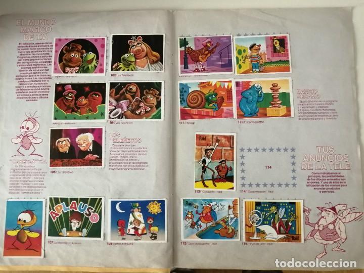 Coleccionismo Álbumes: Festival del dibujo animado colección de cromos - Foto 15 - 221360851