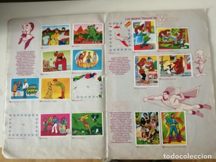 Coleccionismo Álbumes: Festival del dibujo animado colección de cromos - Foto 18 - 221360851
