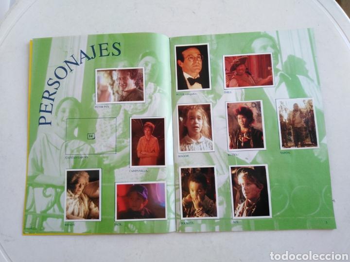 Coleccionismo Álbumes: Álbum de cromos incompleto de hook ( faltan 29 cromos de 162 ) - Foto 3 - 221378280