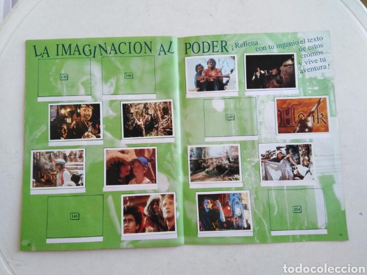 Coleccionismo Álbumes: Álbum de cromos incompleto de hook ( faltan 29 cromos de 162 ) - Foto 13 - 221378280