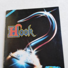 Coleccionismo Álbumes: ÁLBUM DE CROMOS INCOMPLETO DE HOOK ( FALTAN 29 CROMOS DE 162 ). Lote 221378280