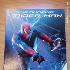 Coleccionismo Álbumes: ALBUM SPIDERMAN Y 100 CROMOS SIN PEGAR. Lote 221468506