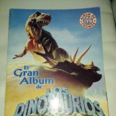 Coleccionismo Álbumes: ALBUM DINOSAURIOS ( VACIO). Lote 221471313