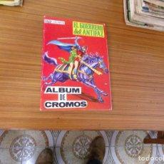 Coleccionismo Álbumes: EL GUERRERO DEL ANTIFAZ ALBUM SIN CROMOS EDITA MAGA. Lote 221744473