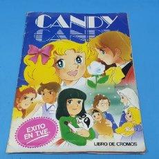 Coleccionismo Álbumes: LIBRO DE CROMOS - CANDY CANDY - ÉXITO EN T.V.E. - EDICIONES ESTE. Lote 221885636