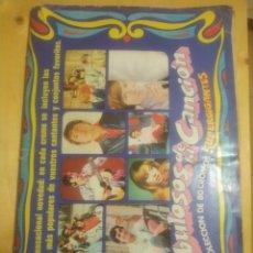 Coleccionismo Álbumes: FABULOSOS DE LA CANCION. Lote 221946608