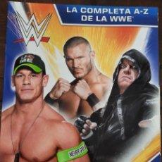 Coleccionismo Álbumes: ALBUM DE CROMOS WWE - TOPPS (NUEVO). Lote 233119820