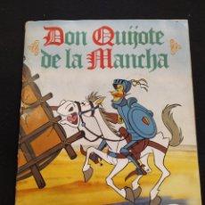 Coleccionismo Álbumes: ALBUM DON QUIJOTE DE LA MANCHA - DANONE 1979. FALTAN 2 CROMOS. Lote 222475143