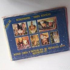 Coleccionismo Álbumes: ALBUM CROMOS INCOMPLETO CROMOS SUPER FANTASTICOS. Lote 222534120