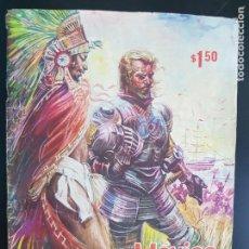 Coleccionismo Álbumes: IMPOSIBLE ÁLBUM CROMOS ORIGINAL MUY BIEN 99% COMPLETO MÉXICO MARAVILLOSO BIMBO MARINELA AÑOS 60 1,5$. Lote 224161286