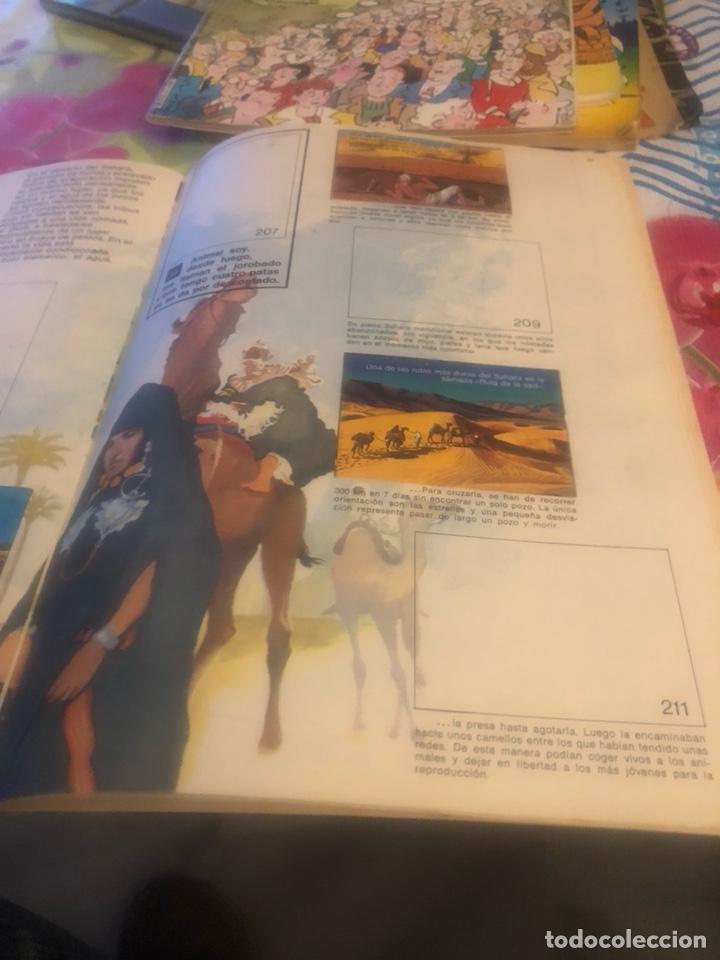 Coleccionismo Álbumes: Álbum de cromos el libro de las adivinanzas 2, incompleto - Foto 4 - 224233811