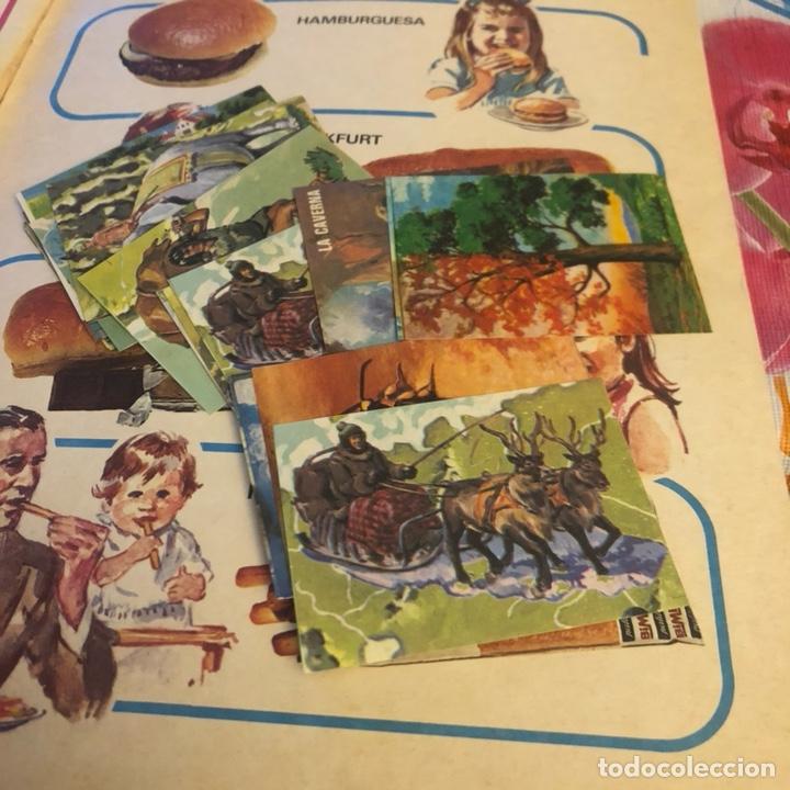 Coleccionismo Álbumes: Álbum de cromos el libro de las adivinanzas 2, incompleto - Foto 5 - 224233811