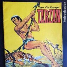 Coleccionismo Álbumes: ÁLBUM CROMOS NUEVO TARZÁN 90% COMPLETO FHER 1969. Lote 224625235