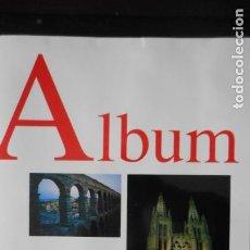 Coleccionismo Álbumes: ÁLBUM HISTORIA Y ARTE DE CASTILLA Y LEÓN. Lote 225842251