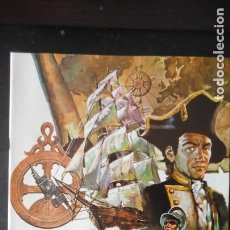Coleccionismo Álbumes: ÁLBUM VIAJES Y CONQUISTAS. RUIZ ROMERO. Lote 225853805