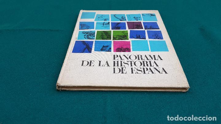 Coleccionismo Álbumes: ALBUM DE CROMOS PANORAMA DE LA HISTORIA DE ESPAÑA (1965) EDITADO POR NESTLÉ (VACIO) - Foto 2 - 226140045