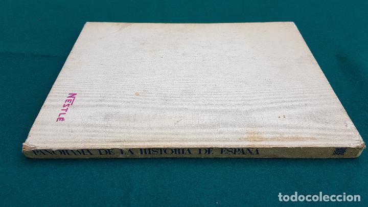 Coleccionismo Álbumes: ALBUM DE CROMOS PANORAMA DE LA HISTORIA DE ESPAÑA (1965) EDITADO POR NESTLÉ (VACIO) - Foto 3 - 226140045
