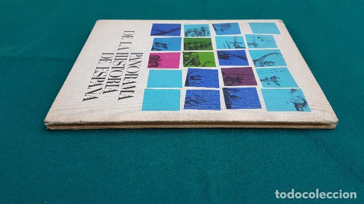 Coleccionismo Álbumes: ALBUM DE CROMOS PANORAMA DE LA HISTORIA DE ESPAÑA (1965) EDITADO POR NESTLÉ (VACIO) - Foto 4 - 226140045