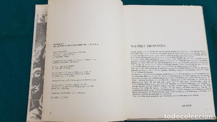 Coleccionismo Álbumes: ALBUM DE CROMOS PANORAMA DE LA HISTORIA DE ESPAÑA (1965) EDITADO POR NESTLÉ (VACIO) - Foto 6 - 226140045